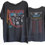 Aerosmith US Tour 82/83 The Original Boyfriend T