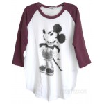 Mickey Classic Early Age Originals Vintage Raglan T