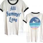 All Summer Long '79 Ringer the Retro T