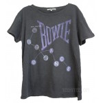 David Bowie Lets Dance Ex-Boyfriend Crew Neck T