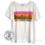 Desert Dream Part Burn Out Ex-Boyfriend Crew T
