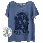 Pink Floyd Part Burn Out Ex Boyfriend Crew T