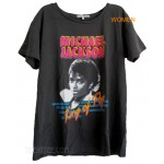 Michael Jackson 30Year Wash Destroyed Ex-Boyfriend T-shirt Women