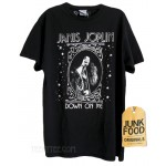 Janis Joplin Junk Food Originals Unisex Style T-shirt