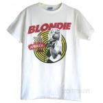 Blondie Tracks 1982 Junk Food Originals Unisex T-shirt