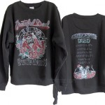 Grateful Dead Tour 91 Oversized Pullover Sweat Shirt with Soft Fleece