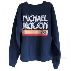 Michael Jackson 1983 Oversized Pullover Sweat Shirt with Soft Fleece