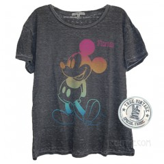 Mickey Mouse Florida Part Burn Out Ex-Boyfriend T