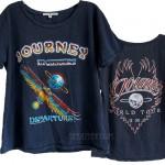 Journey World Tour Cotton Slub Ex-Boyfriend T-shirt
