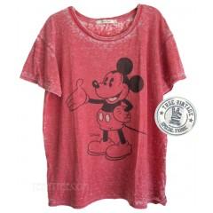 Disney Classic Mickey Burnout Ex-Boyfriend T-shirt
