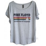 Pink Floyd The Dark Side Of The Moon Dolman Sleeve T-shirt