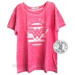 Wonder Woman Burnout Ex-Boyfriend Wash Red