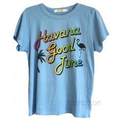 Havana Good Time Tri-Blend Destination T-shirt