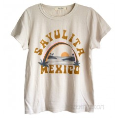 Sayulita Mexico Tri-Blend Destination T-shirt