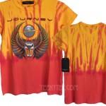 Journey Scarab Tie Dye Tri-Blend Original T-shirt