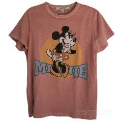 Minnie 310 Original Fitted Destroyed Finish T-shirt