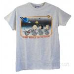 Peanuts Apollo 11 Unisex Flea Market T-shirt