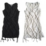 CORDS TIE TUNIC / 2 colors