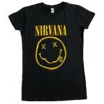 NIRVANA Classic Smile Logo