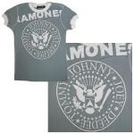 Ramones Seal White Ringer T
