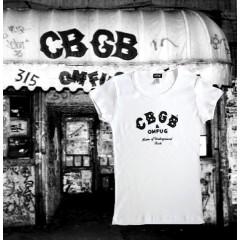 CBGB Classic Logo T