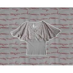 Kimono Sleeve Swimmer