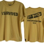 Sex Pistols I Survived  T-shirt for Youth