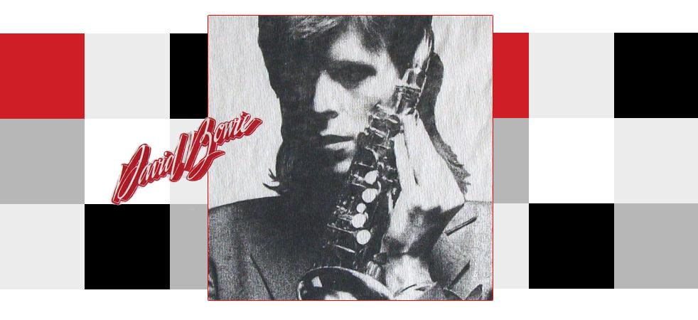 David Bowie Sax Man