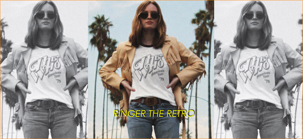 Ringer the Retro