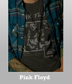 Junk Food Pink Floyd The Dark side of the Moon t-shirt for Men