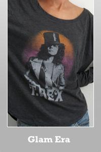 T. Rex Long Sleeve Fine Jersey Young Rebel T-shirt